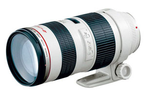 Canon EF 70-200 mm f/2.8L IS USM